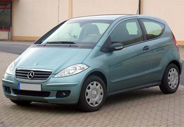 Установка ГБО на Mercedes A150