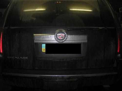"OLУстановка ГБО 4-го поколения ""Zenit PRO OBD"" на Cadillac Escalade (Кадиллак Эскалейд)"