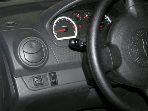 Установка ГБО 4-го поколения на Zenit Chevrolet Aveo (Шевроле Авео)