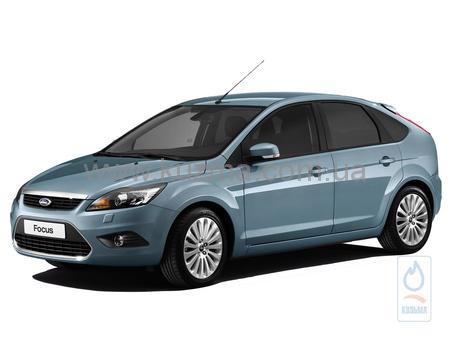 Установка ГБО 4-го поколения Ford Focus. Газ на Форд Фокус .