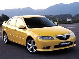 Установка ГБО 4-го поколения на Mazda 6