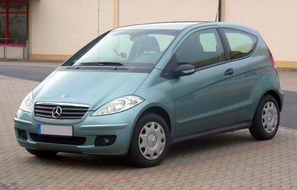 Установка ГБО 4-го поколения на Mercedes A150