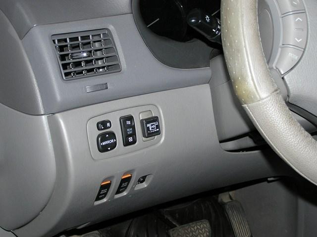 Установка ГБО 4-го поколения на Toyota Sienna (Тойота Сиенна)
