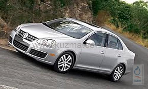 Установка ГБО 4-го поколения на Volkswagen Jetta (Фольксваген Джетта)