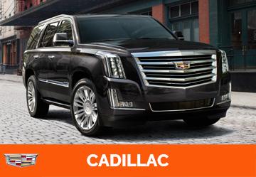 Установка ГБО на Cadillac