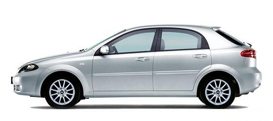 ГБО на Chevrolet Lacetti (Шевроле Лачетти)