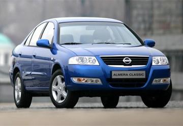 Установка ГБО 4 на Nissan Almera