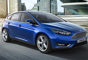 Установк ГБО на Ford Focus
