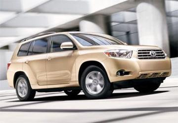 Установка ГБО на Toyota Highlander 3,5 V6 2008 4WD