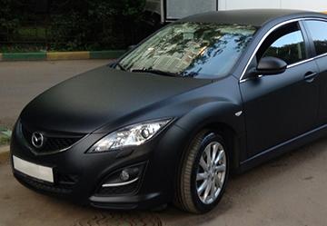 Установка ГБО на Mazda 6 2.0