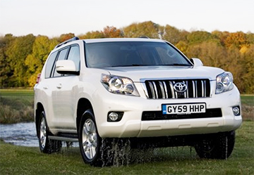 Установка ГБО на Toyota Land Cruiser Prado 150 4,0 V6