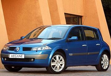 Установка ГБО на Renault Megane 2