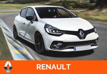 Установка ГБО на Renault