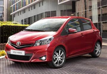 Установка ГБО на Toyota Yaris