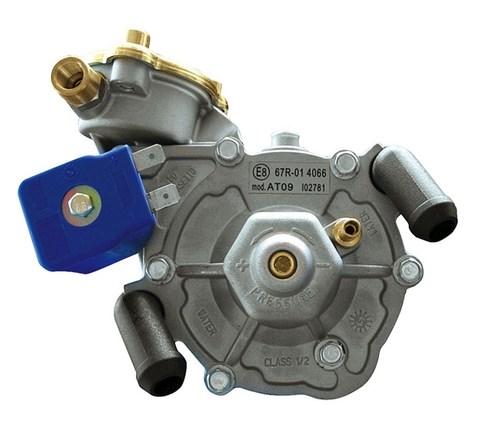 Газовый редуктор Tomasetto Alaska AT-09. Установка. Ремонт. Регулировка.