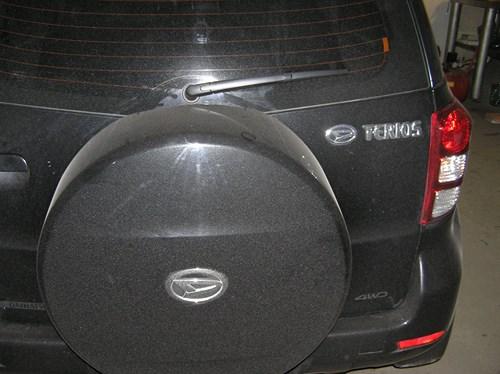 ГБО 4-го поколения «Zenit» на Daihatsu Terios (Дайхатсу Териос)