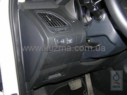 Установка ГБО Hyundai ix35