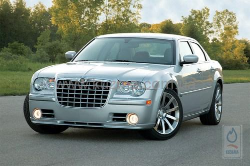 Установка ГБО 4-го поколения на Chrysler 300C. Газ на Крайслер 300Ц.