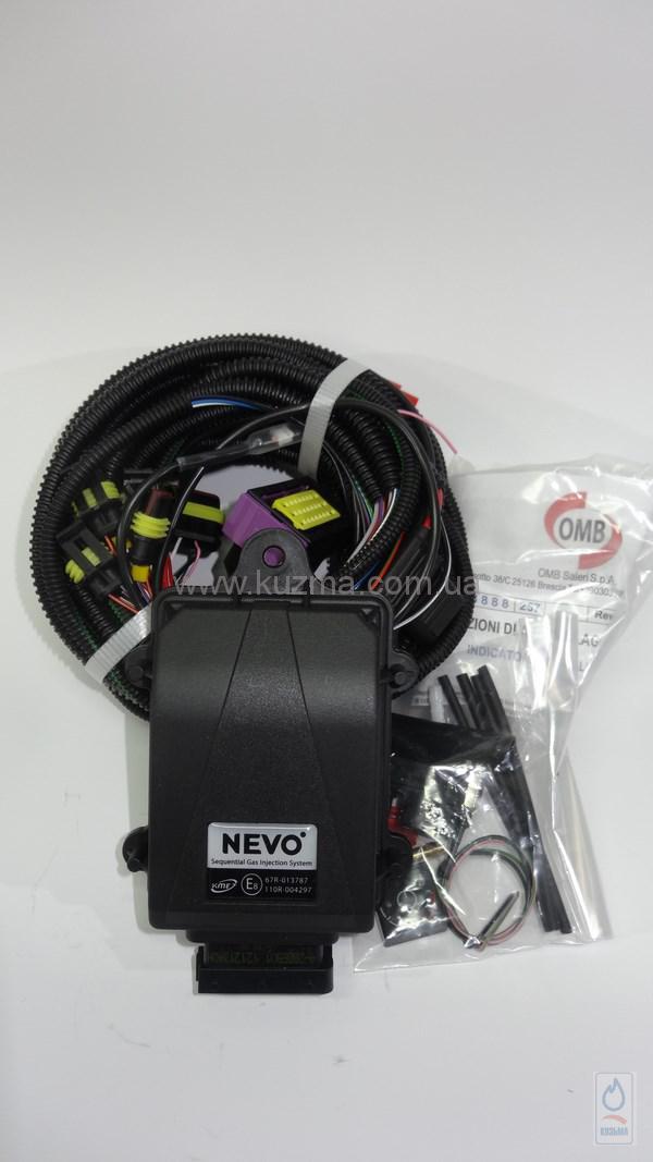 ГБО 4-го поколения KME Nevo