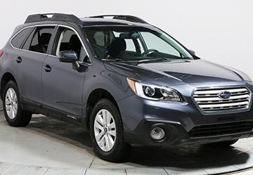 Установка Гбо на Subaru Outback 2.5
