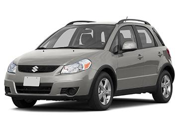 ГБО на Suzuki SX4