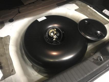 Газовый баллон на Hyundai Sonata