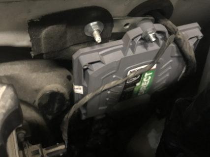 Электронный блок управления ГБО на Hyundai Sonata 2.4 GDI