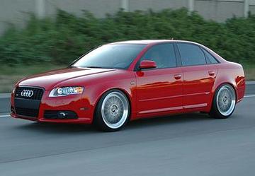 Установка ГБО на Audi A4